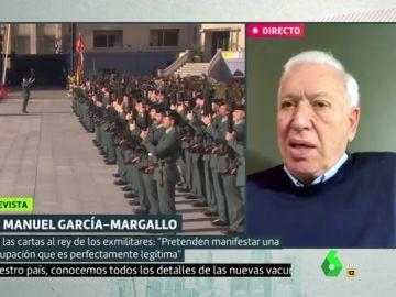Margallo en Liarla Pardo