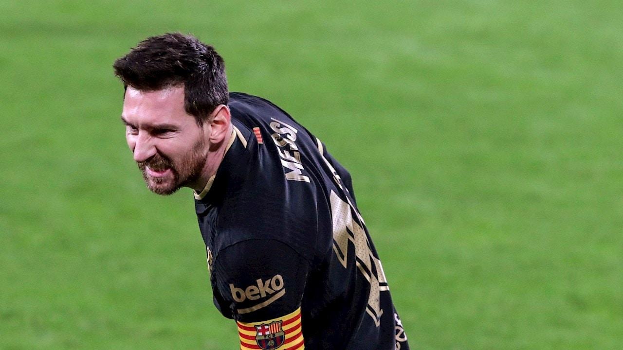 Messi, ante el Cádiz