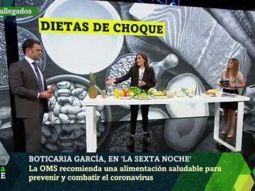 Dietas de choque