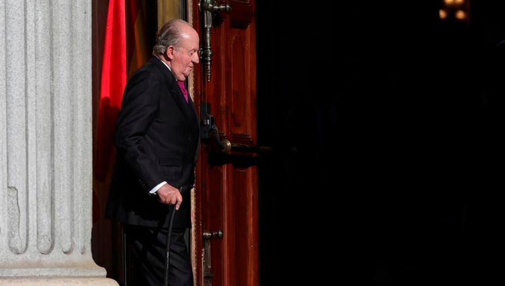 Imagen de archivo de Juan Carlos I
