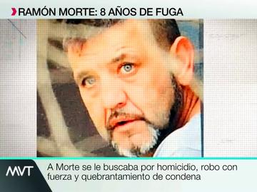 Fin a 8 años de fuga: detenido Ramón Morte, el asesino que logró borrar su nombre