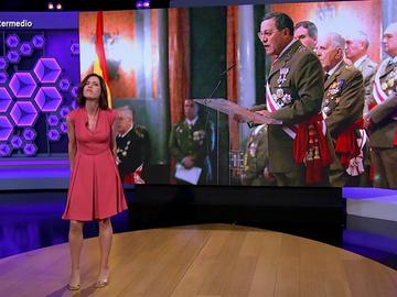 Del golpe de Estado del 23-F a sugerir intervenir Cataluña: Cristina Gallego analiza la trayectoria de algunos de los militares retirados