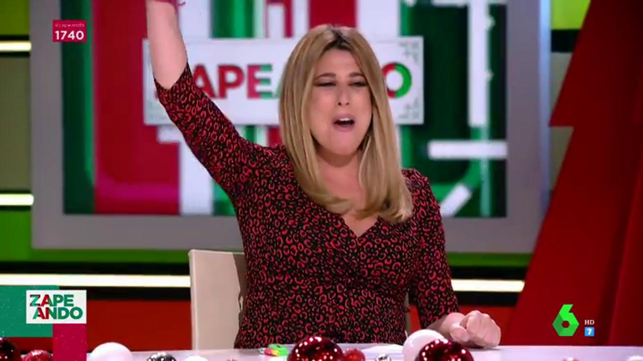 """¡Valeria Ros regresa por todo lo alto al plató de Zapeando tras ser madre!: """"Soy otra persona, esto es alucinante, te cambia la vida"""""""
