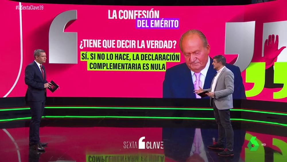Preguntas y respuestas sobre la regularización fiscal de Juan Carlos I: ¿ha recibido un trato de favor?, ¿puede pagar con fondos no declarados?