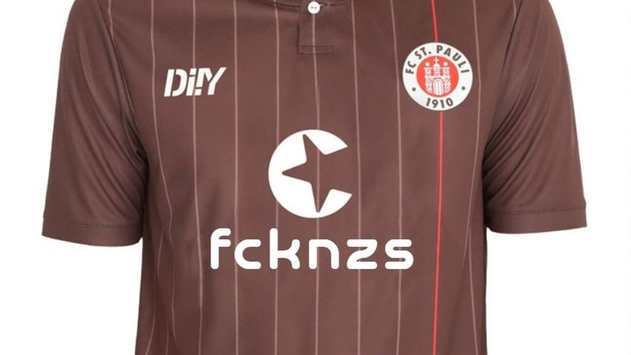 Camiseta del St. Pauli alemán