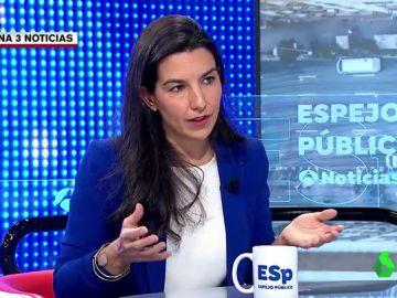 """La llamativa defensa de Rocío Monasterio al Isabel Zendal, el hospital sin quirófanos de Ayuso: """"Es un modelo más moderno del mundo sanitario"""""""