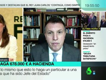 ¿En qué situación legal está Juan Carlos I?: claves de la regularización fiscal del rey emérito