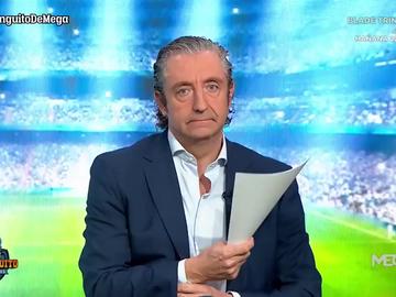 """Durísimo 'repaso' de Pedrerol a Koeman: """"El Barça no tiene entrenador"""""""