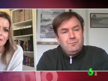 """Benito Portela, alcalde de Sada: """"El Pazo es una muestra del expolio producido por el franquismo durante muchos años"""""""