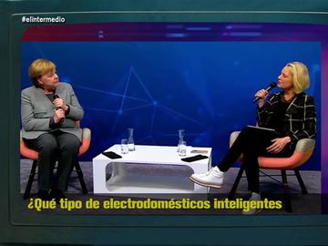 La respuesta viral de Angela Merkel cuando una periodista le pregunta cómo pone la lavadora