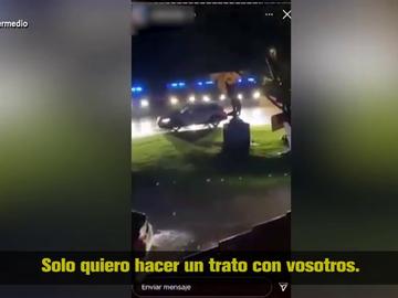 """""""¡Soltamos un rehén!"""": la surrealista 'negociación' de unos jóvenes cuando la Policía desmonta su fiesta ilegal"""