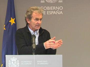 Simón asegura que las diferencias de muertes que por COVID contabilizadas por el INE no habrían variado las decisiones tomadas