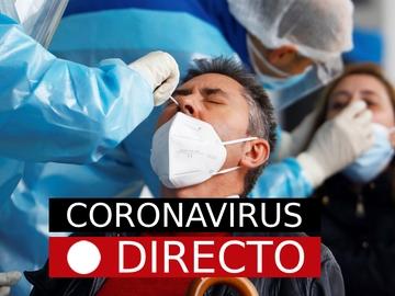Coronavirus España | Cierre perimetral, toque de queda y medidas de Navidad por COVID, directo