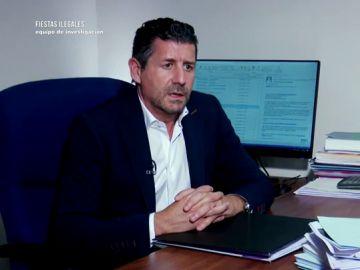 Joaquim Boadas, director de la Patronal de Ocio Nocturno