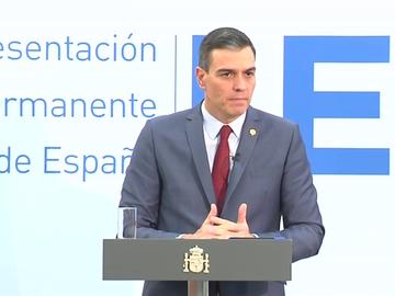 """Sánchez, sobre Ayuso y su defensa del rey emérito: """"No tiene ni más ni menos obligaciones ni derechos que otros ciudadanos"""""""