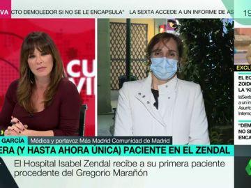 """Mónica García defiende el nombramiento del padre de Errejón para un consejo asesor: """"Nos parece un perfil más que adecuado"""""""