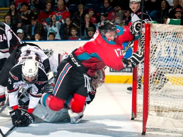 Vancouver Giants vs Kelowna Rockets