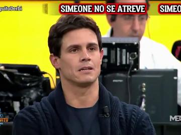 """Edu Aguirre, durísimo con Diego Simeone en 'El Chiringuito': """"Ve al Real Madrid y tiene pánico"""""""