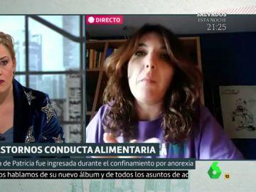 """La denuncia de la madre de una joven con anorexia: """"Si no hay tratamiento por la pandemia se cronifica la enfermedad"""""""