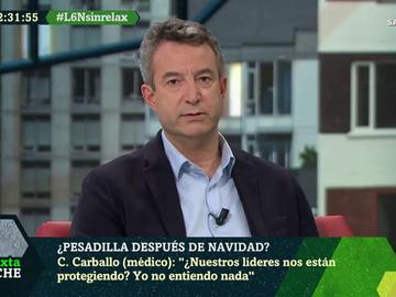 César Caballo, en laSexta Noche