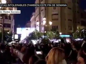 Plaza de las Tendillas, Córdoba, el pasado 12 de diciembre