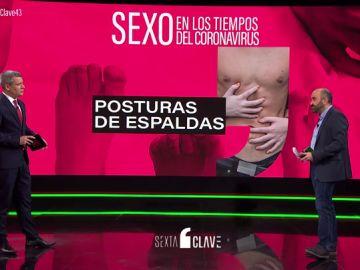 Las reglas del sexo en pandemia: ¿puede ser seguro?