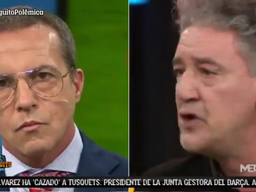 """Rafa Guerrero explota contra Cristóbal Soria: """"Me siento humillado"""""""