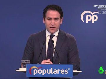 García Egea carga contra Iglesias