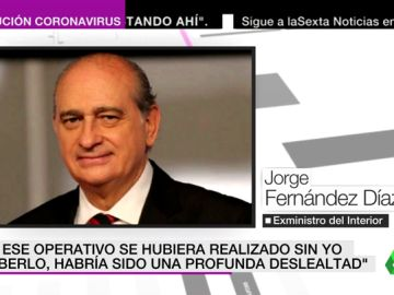 Escuchamos por primera vez a Fernández Díaz reconocer ante el juez que desconocía la 'Operación Kitchen'