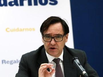 A3 Noticias 1 (14-12-20) Salvador Illa confirma que la vacunación en España comenzará el 4 o 5 de enero