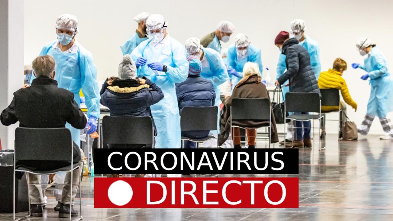 Coronavirus España | Últimas noticias de la vacuna del COVID, cierre perimetral y medidas en Navidad, en directo