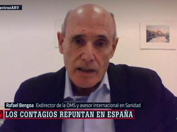 El experto sanitario Rafael Bengoa.