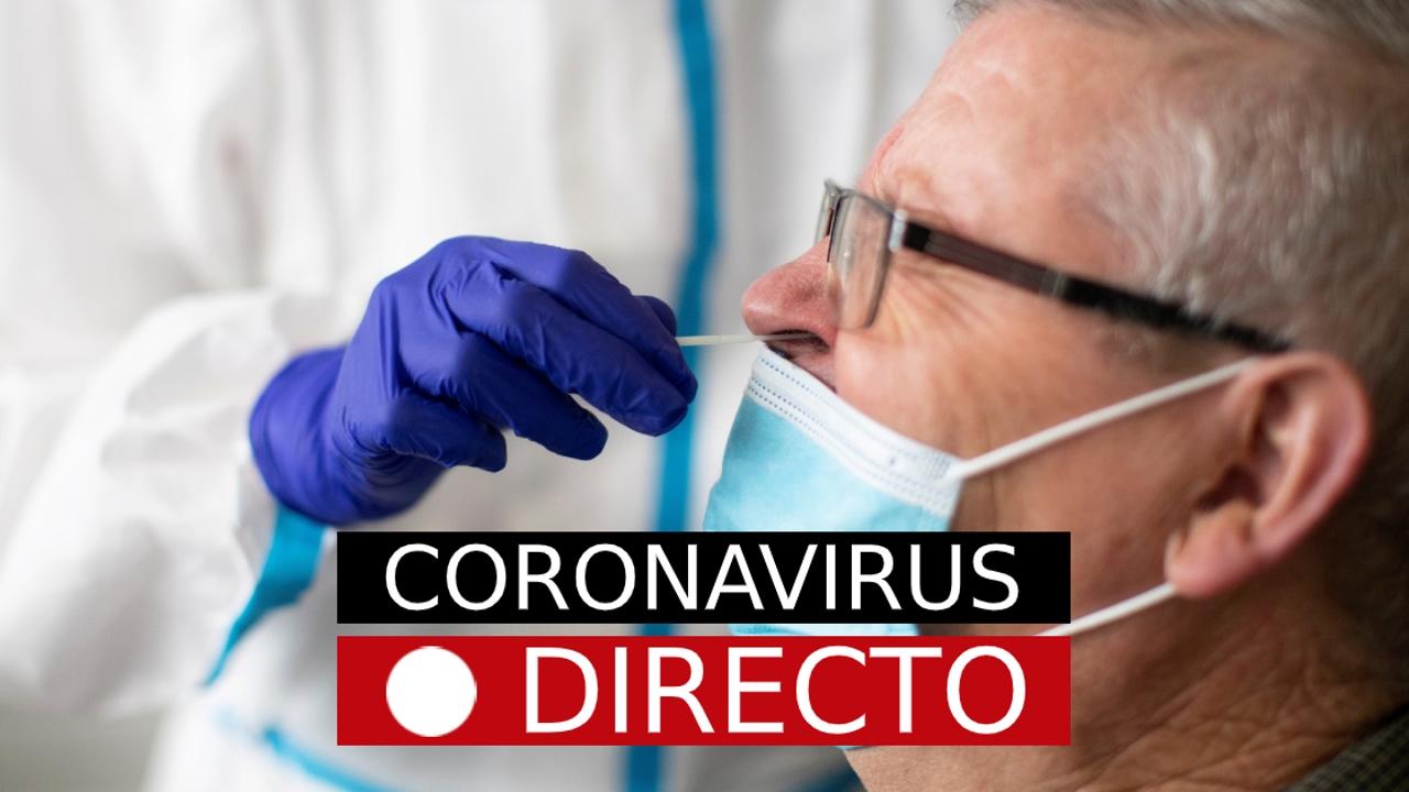 Coronavirus España, hoy   Medidas de Navidad y últimas noticias del COVID, en directo