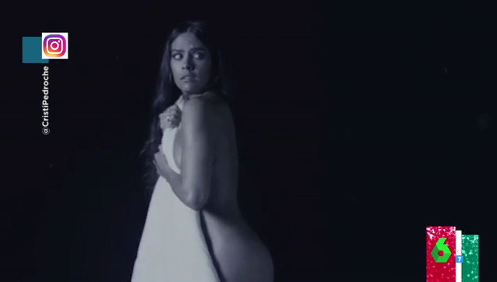 """El vídeo viral de Cristina Pedroche en el que confiesa sus sentimientos antes de las Campanadas: """"Tengo mucho miedo a estar sola"""""""