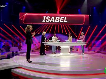 Los concursantes se ponen de acuerdo y expulsan a Isabel