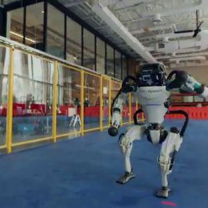 Así son los robots que bailan mejor que los humanos