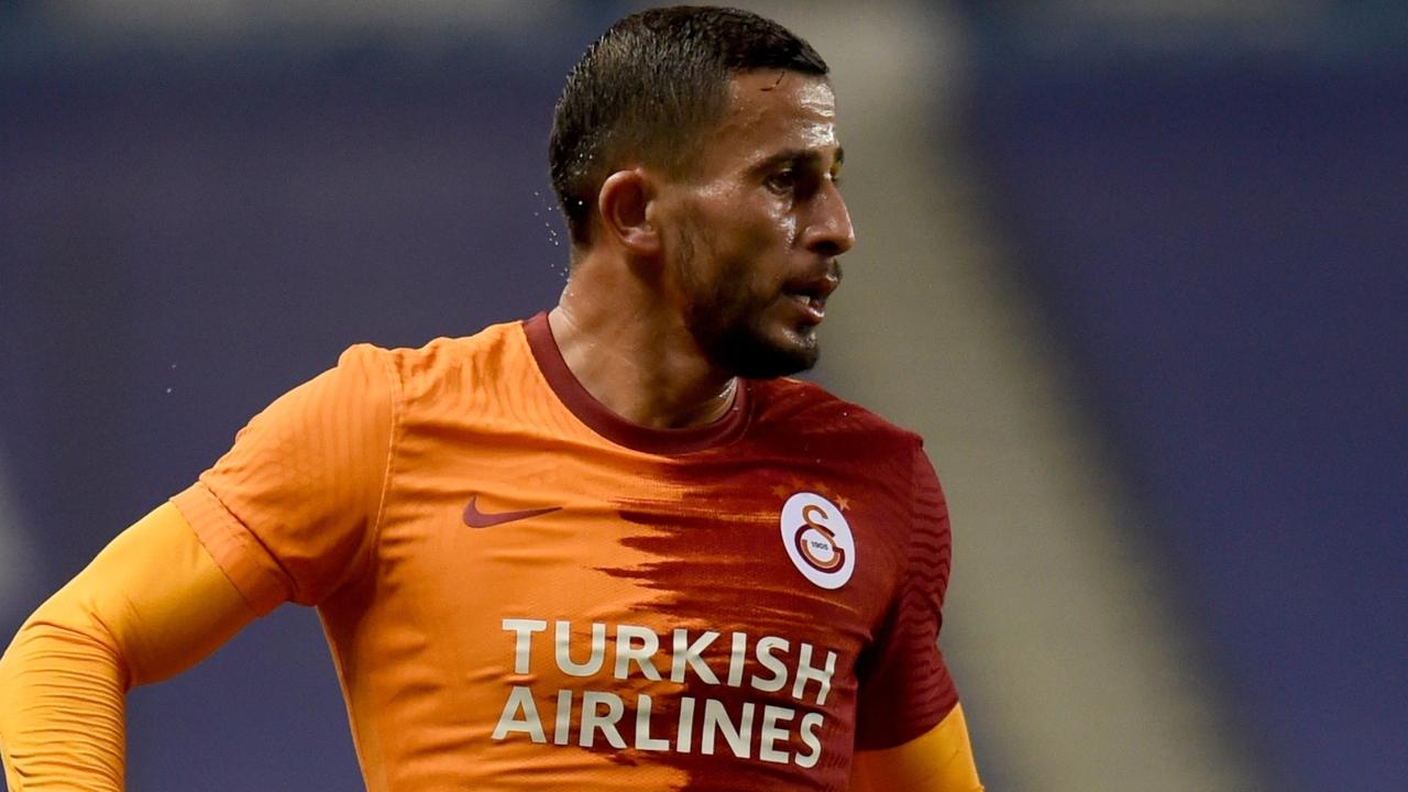 Elabdellaoui, con el Galatasaray