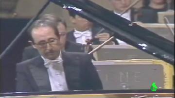 El pianista Fernando Puchol