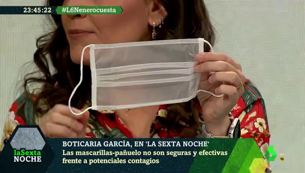 Boticaria García en laSexta Noche