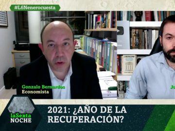 Gonzalo Bernardos en laSexta Noche