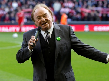 Gerry Marsden, cantante de 'You'll Never Walk Alone'