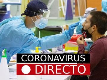 Coronavirus España, hoy | Nuevas restricciones y medidas por el COVID-19, en directo