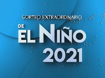 Arranca el sorteo de la Lotería del Niño 2021