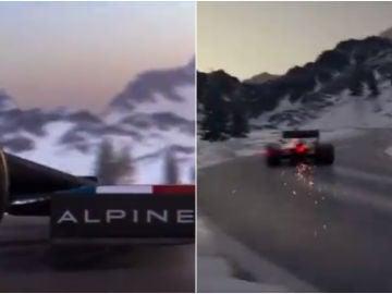 Filtran las primeras imágenes del nuevo Alpine de Fernando Alonso