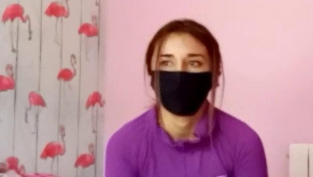 Sofía, presunta víctima de Jay Santos