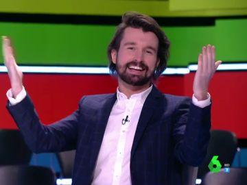 """Santi Alverú vuelve a Zapeando tras superar el COVID: """"¡Ahora soy inmune!"""""""