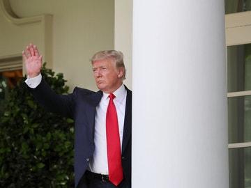 Trump podría despedirse de la Casa Blanca antes de tiempo si aplican la enmienda 25.