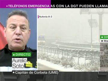Aurelio Soto, UME