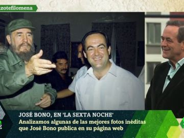 Bono y las fotos de toda una vida: de presenciar el golpe de Estado de Tejero a reunirse con Fidel Castro o el papa