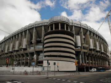 El Santiago Bernabéu